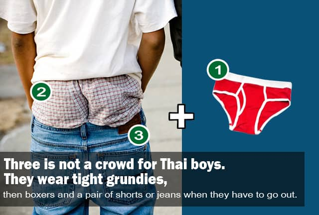 Strange Thai People Habits. Most Interesting Fact About Thailand Boys