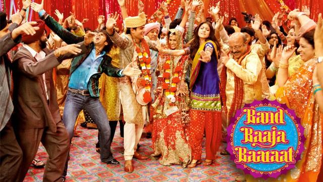 Band Baaja Baaraat movie shooting in Delhi
