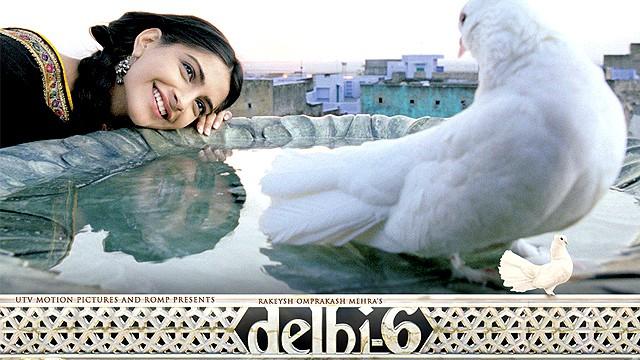 Delhi 6 Movie Shooting in Delhi