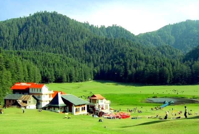 Unexplored Place in India - Khajjiar