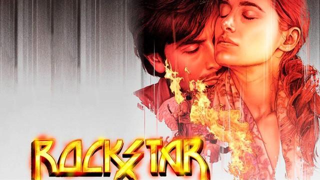 Rockstar movie shooting in Delhi